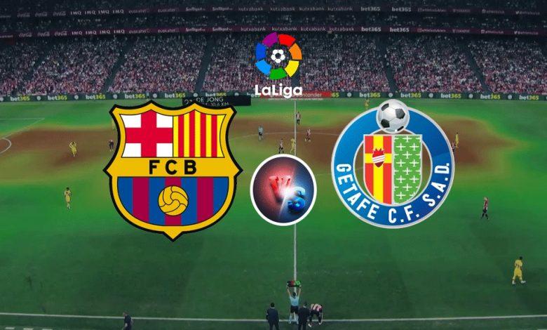 Barcelona vs Getafe live streaming link for free