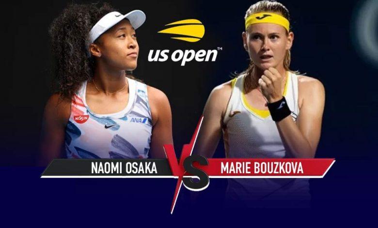 Naomi Osaka vs Marie Bouzkova
