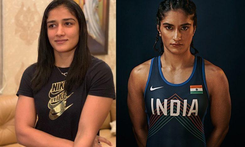 World Wrestling Championship Trials: Sangeeta Phogat, Sakshi Malik