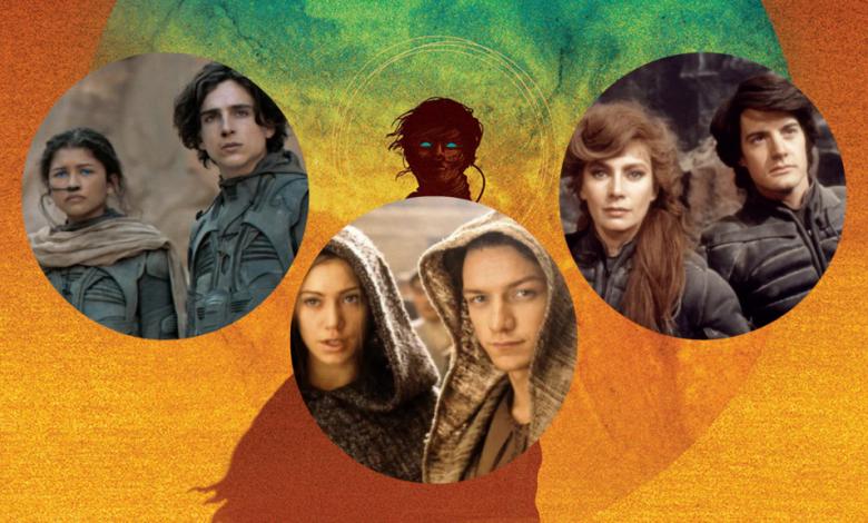 Where to watch Dune