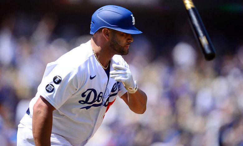 WATCH: Albert Pujols homers against Angels, his former club, as Dodgers win Freeway Series