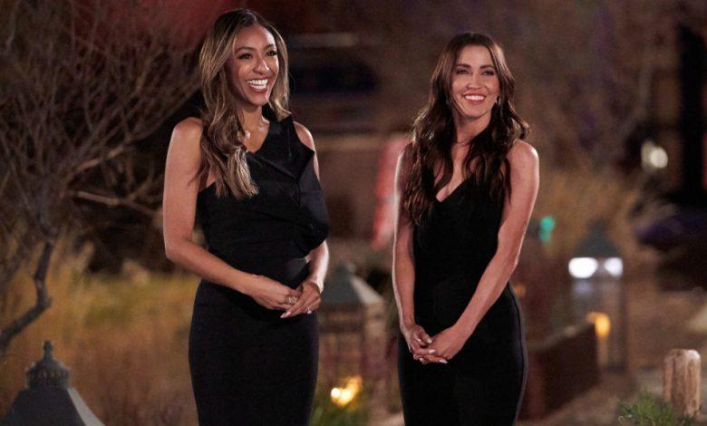 Tayshia Adams, Kaitlyn Bristowe Returning to Co-Host 'The Bachelorette' Season 18