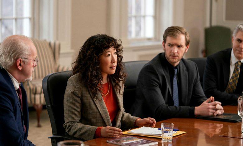 Netflix Debuts Sandra Oh Dramedy 'The Chair'