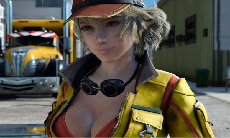 Final Fantasy 15 Fan Shows Off Cindy Aurum Cosplay