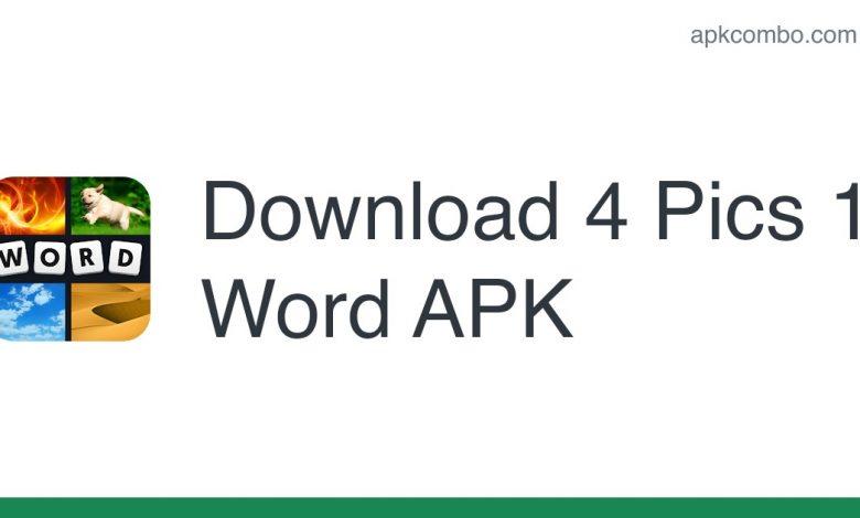 Download 4 Pics 1 Word APK