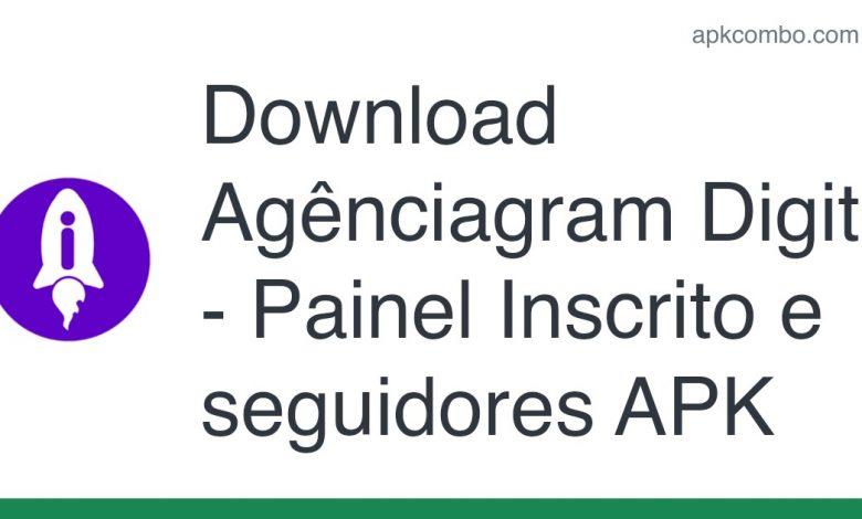 Download Agênciagram Digital - Painel Inscrito e seguidores APK