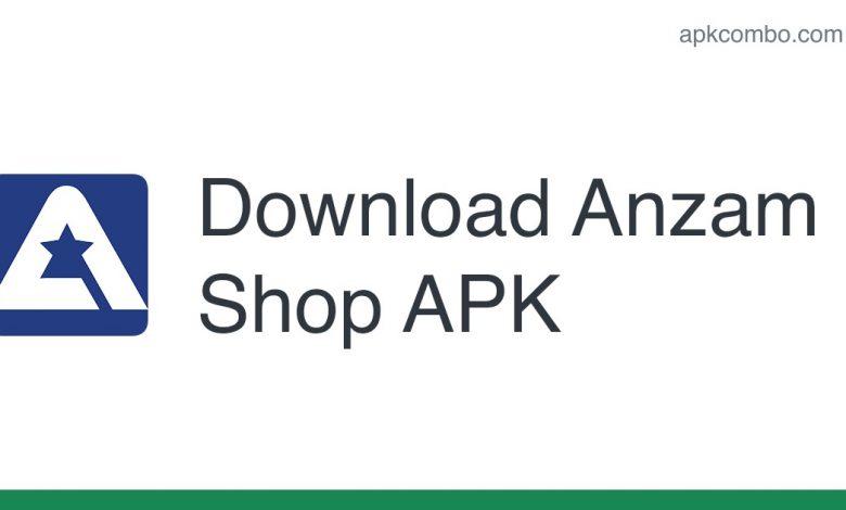 Download Anzam Shop APK - Latest Version