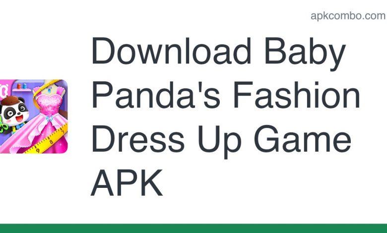 Download Baby Panda's Fashion Dress Up Game APK