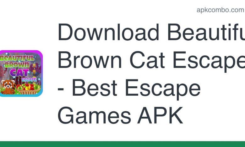 Download Beautiful Brown Cat Escape - Best Escape Games APK