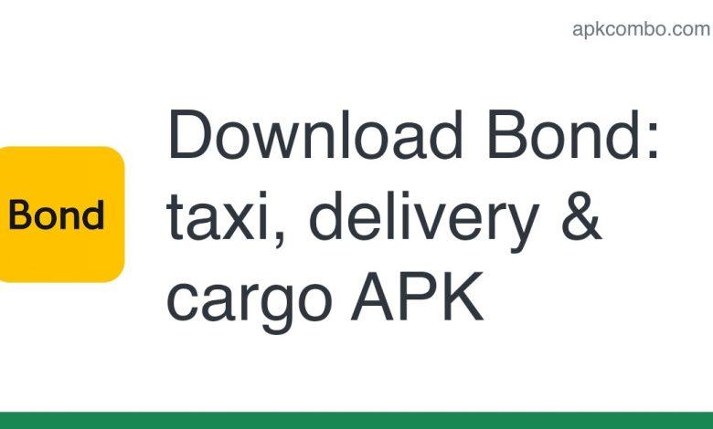 Download Bond: taxi, delivery & cargo APK