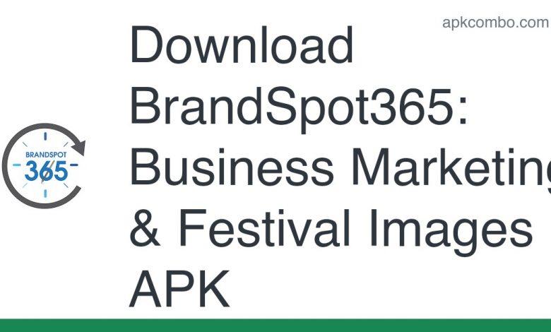 Download BrandSpot365: Business Marketing & Festival Images APK