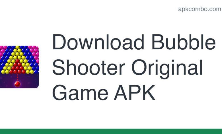 Download Bubble Shooter Original Game APK
