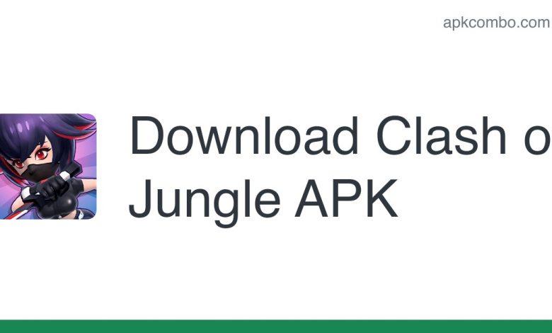 Download Clash of Jungle APK