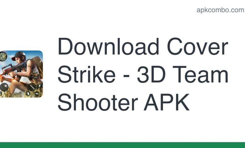 Download Cover Strike - 3D Team Shooter APK