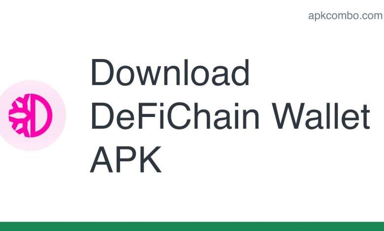 Download DeFiChain Wallet APK - Latest Version