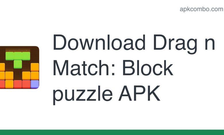 Download Drag n Match: Block puzzle APK