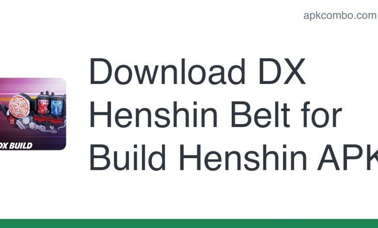 Download DX Henshin Belt for Build Henshin APK