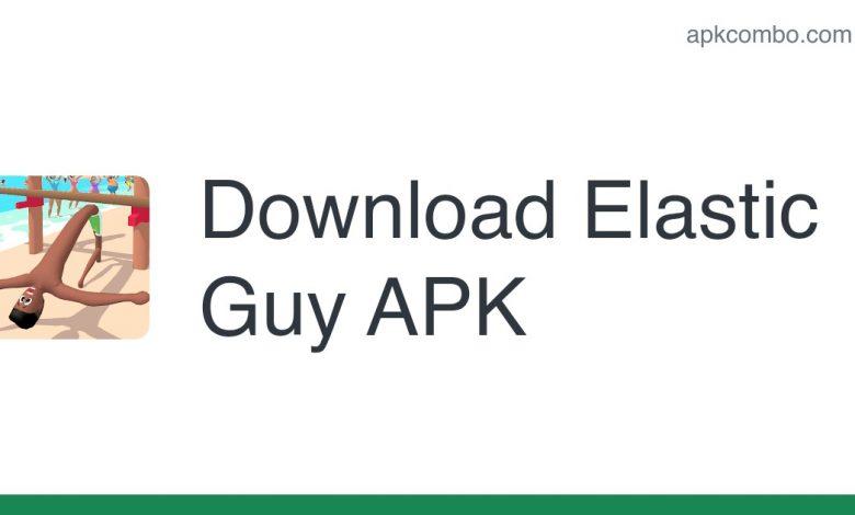 [Released] Elastic Guy