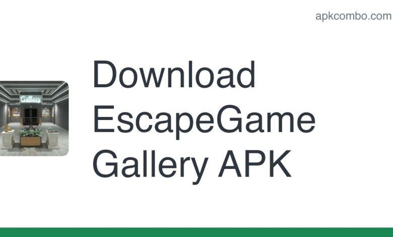 Download EscapeGame Gallery APK - Latest Version