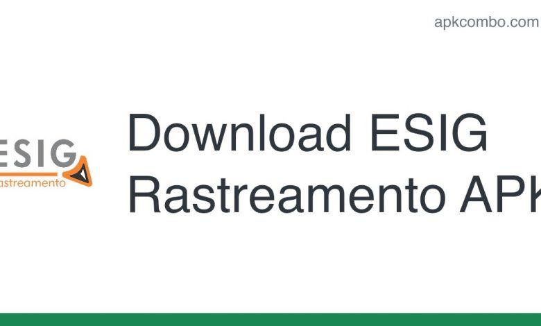 [Released] ESIG Rastreamento