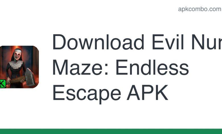 Download Evil Nun Maze: Endless Escape APK