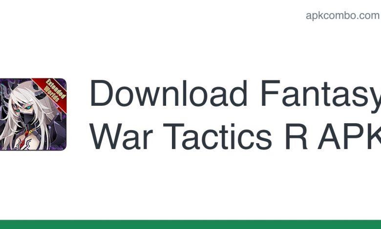Download Fantasy War Tactics R APK