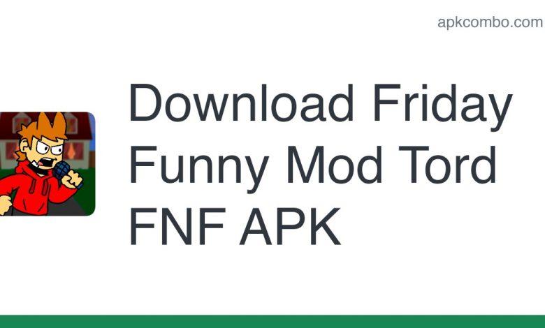 Download Friday Funny Mod Tord FNF APK