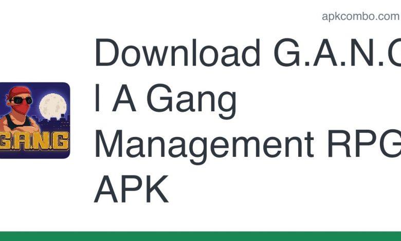 Download G.A.N.G. | A Gang Management RPG APK