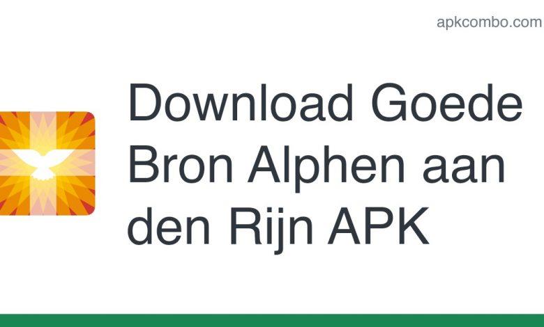 Download Goede Bron Alphen aan den Rijn APK