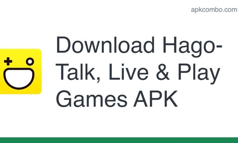 Download Hago-Talk, Live & Play Games APK