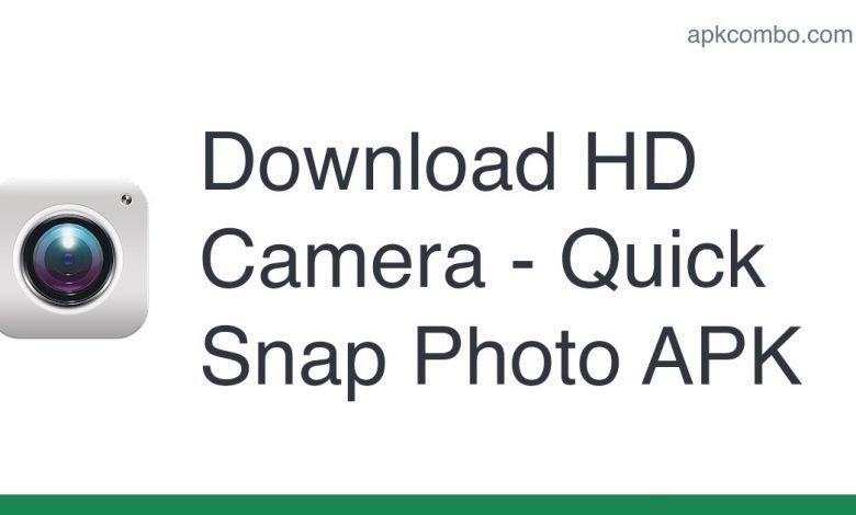 Download HD Camera - Quick Snap Photo APK