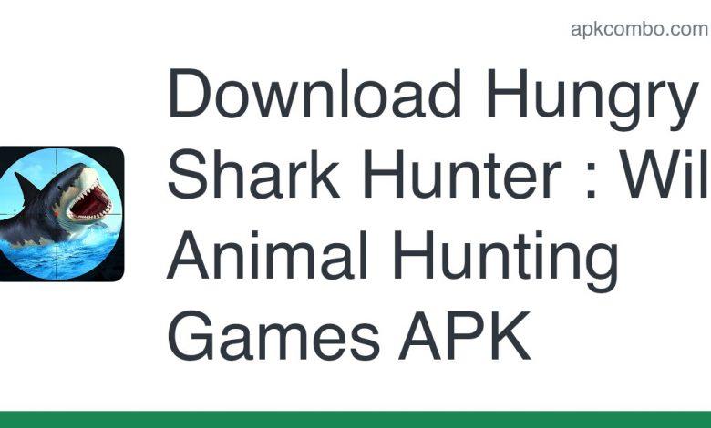 Download Hungry Shark Hunter : Wild Animal Hunting Games APK