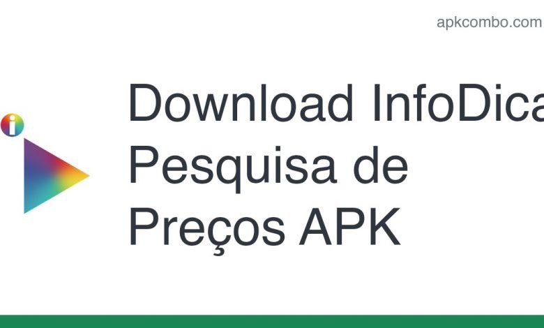 [Released] InfoDica: Pesquisa de Preços