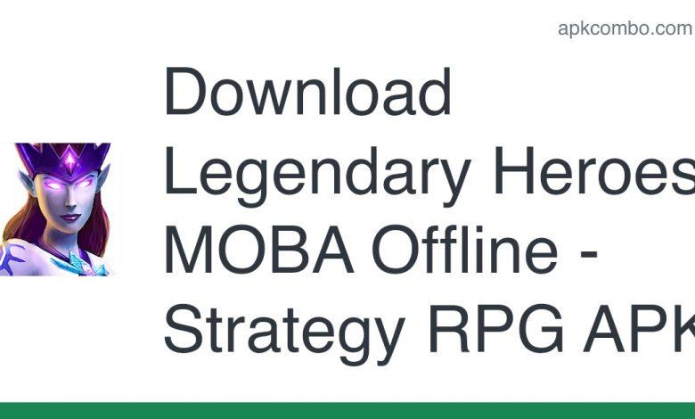 Download Legendary Heroes MOBA Offline - Strategy RPG APK