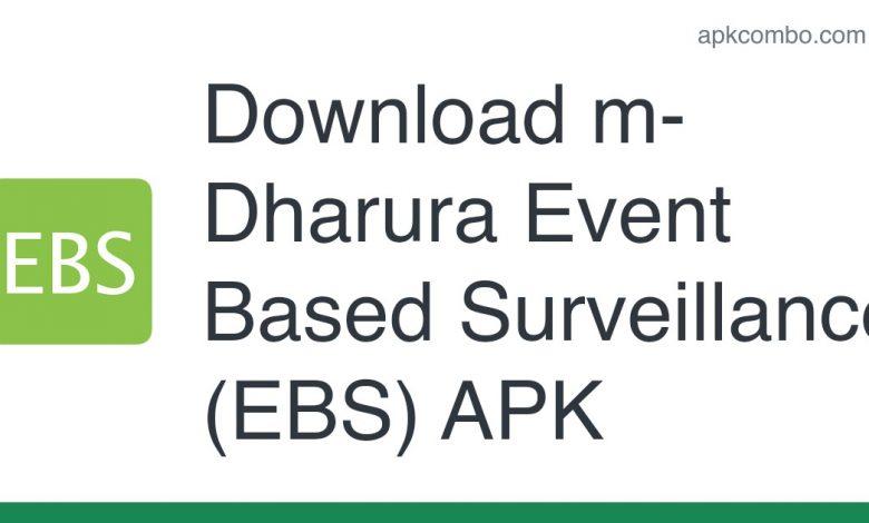 Download m-Dharura Event Based Surveillance (EBS) APK
