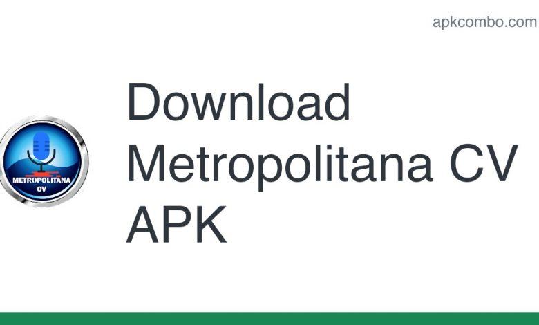 [Released] Metropolitana CV