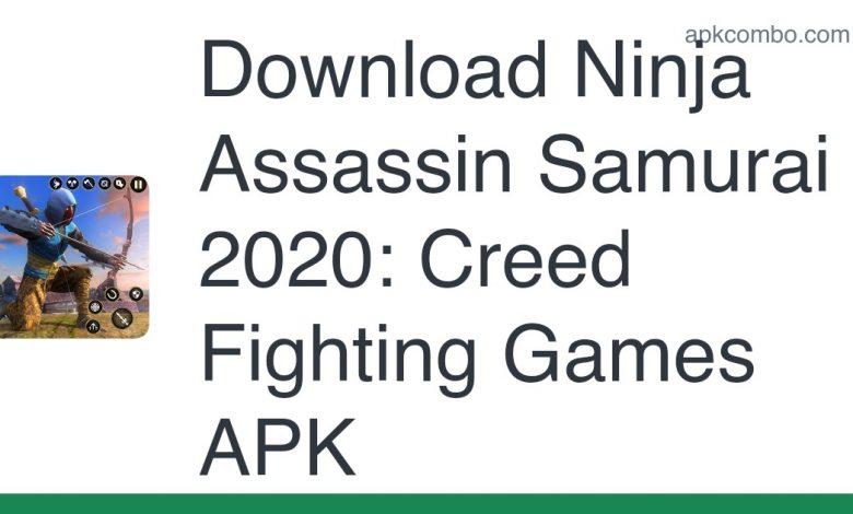 Download Ninja Assassin Samurai 2020: Creed Fighting Games APK