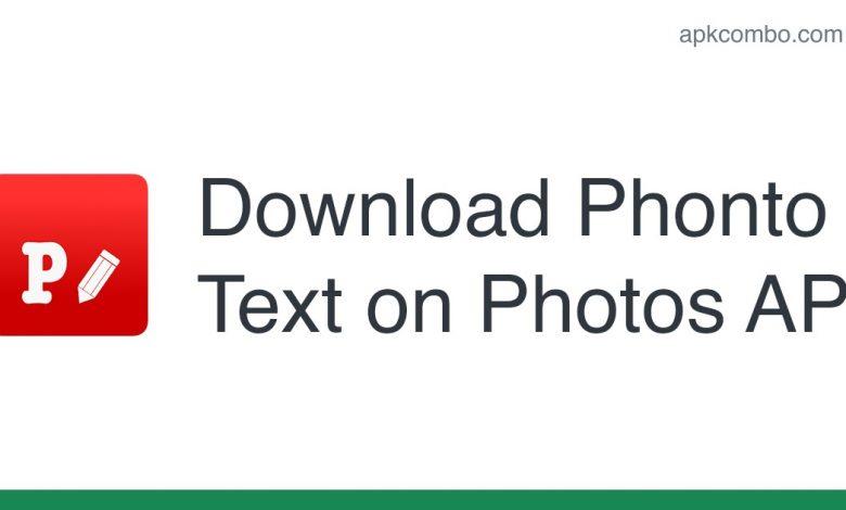 Download Phonto - Text on Photos APK