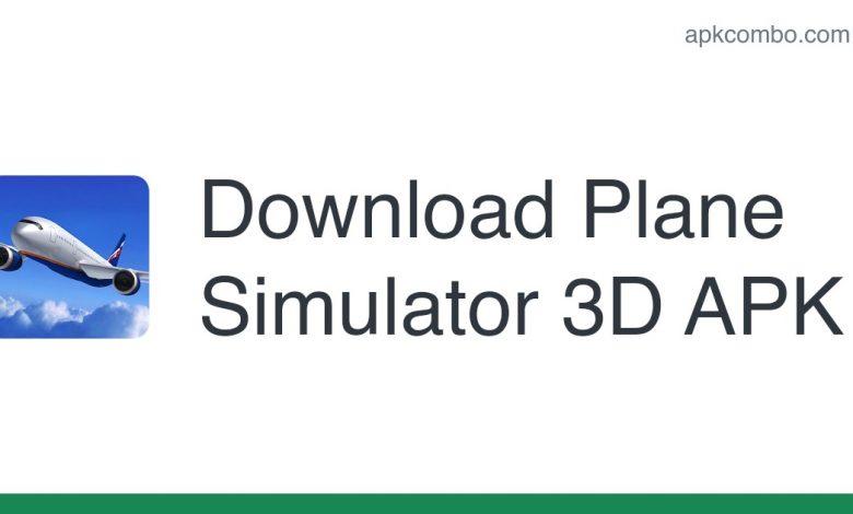 Download Plane Simulator 3D APK