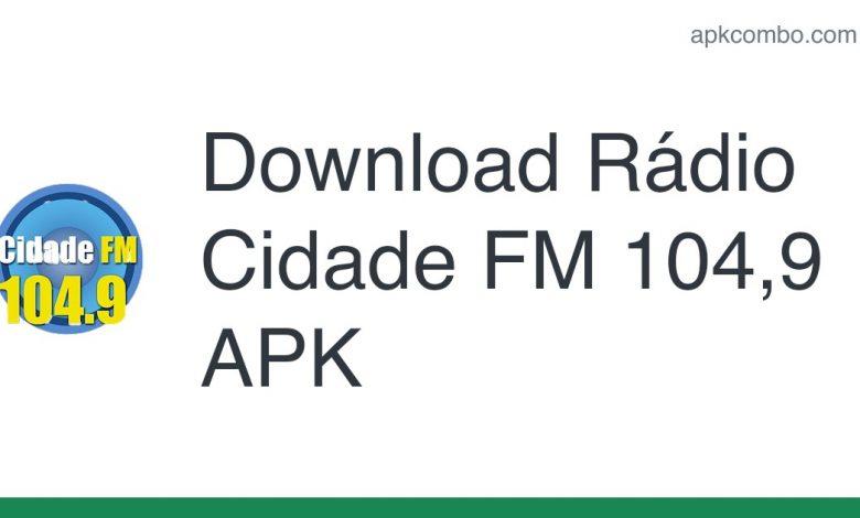 [Released] Rádio Cidade FM 104,9