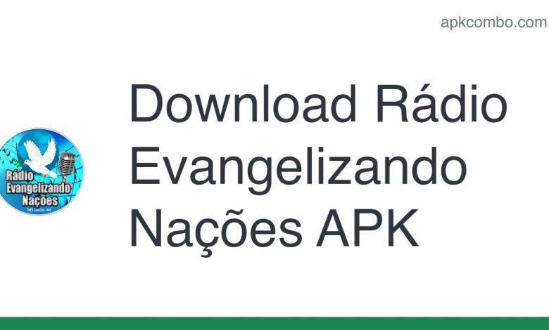 [Released] Rádio Evangelizando Nações