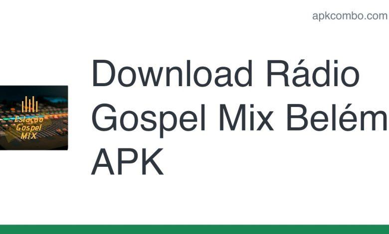 [Released] Rádio Gospel Mix Belém