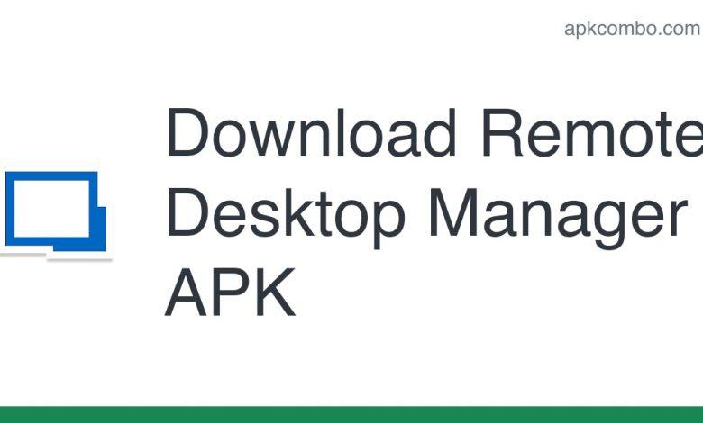 Download Remote Desktop Manager APK