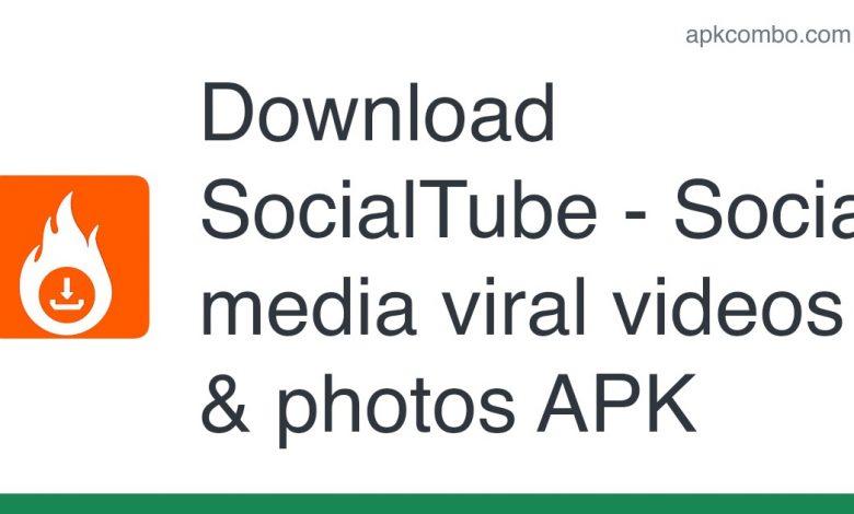 Download SocialTube - Social media viral videos & photos APK