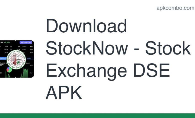 Download StockNow - Stock Exchange DSE APK