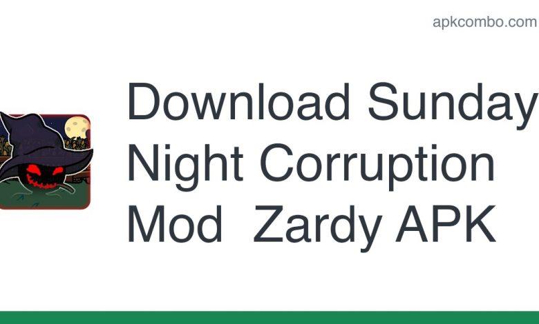 Download Sunday Night Corruption Mod Zardy APK