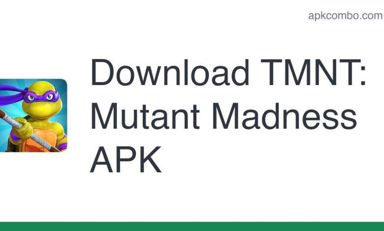 Download TMNT: Mutant Madness APK