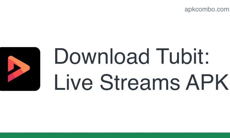 Download Tubit: Live Streams APK