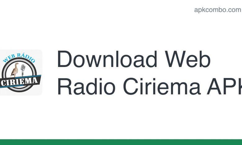 [Released] Web Radio Ciriema