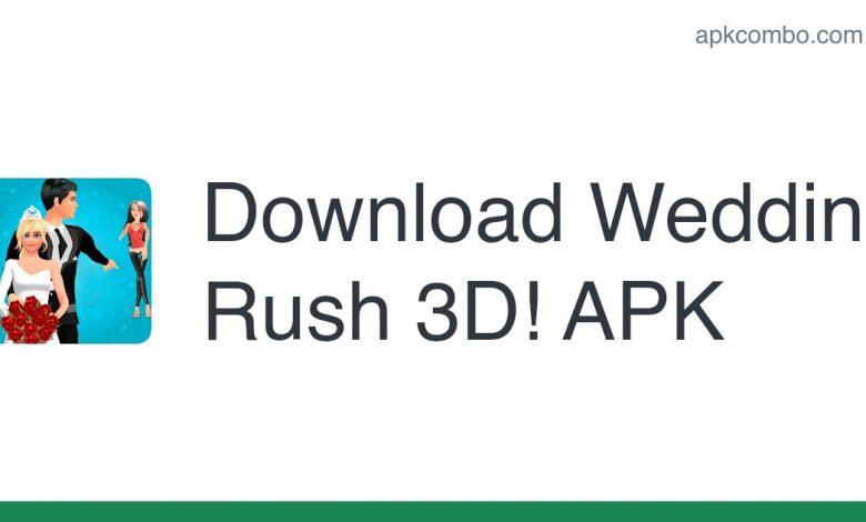 Download Wedding Rush 3D! APK